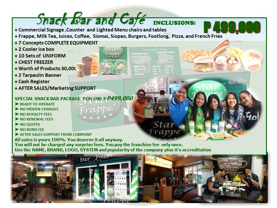 Star Frappe Snack Bar and Cafe