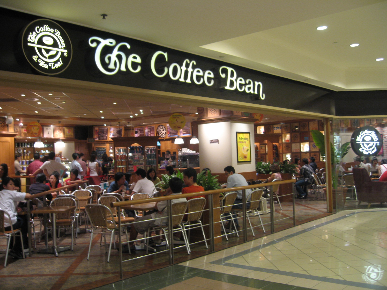 Coffee Bean Tea Leaf Franchise Details Price And An Alternative Fab Ph